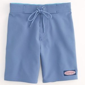 Vineyard Vines solid swim trunks